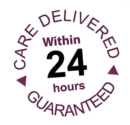 care delivered within 24 hours