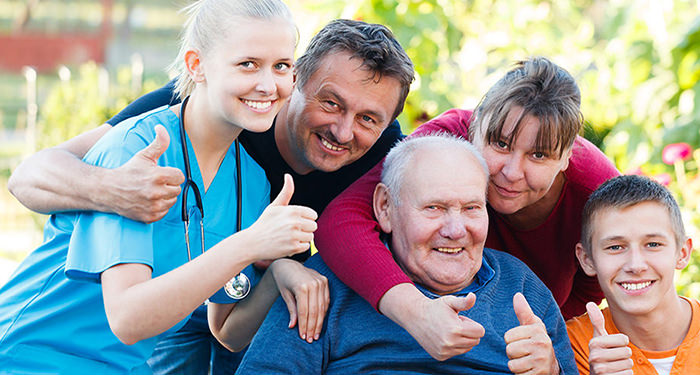 home health care testimonials